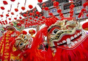 China Spring Festival holiday